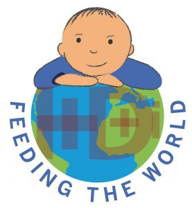 Logo Feeding the world