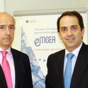 recortada Manuel Lamela presidente fundacion lafer y Victor Yuste, director general del Foro Interalimentario 030915