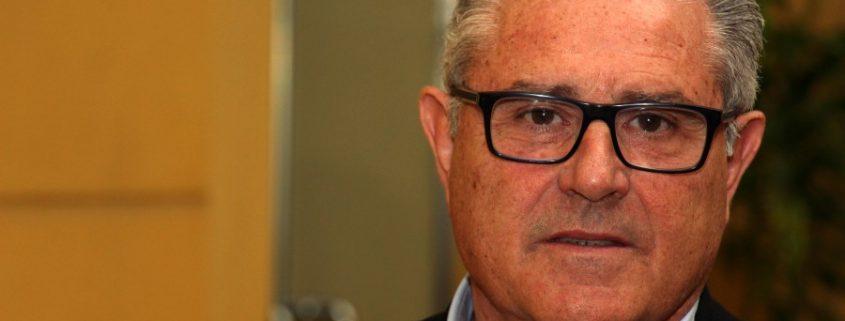 Cirilo Arnandis, presidente de la DOP Kaki Ribera del Xúquer y de Cooperativas Agroalimentarias de la Comunidad Valenciana. Imagen: Cooperativas Agroalimentarias de la Comunidad Valenciana.
