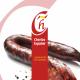 Imagen corporativa del Consorcio del Chorizo Español.