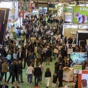 Un momento de la feria Fruit Attraction. Imagen: IFEMA