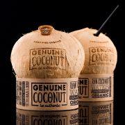 Genuine Coconut, uno de los aspirantes seleccionados para los premios Award de Fruit Logistica. Fuente: Fruit Logistica.