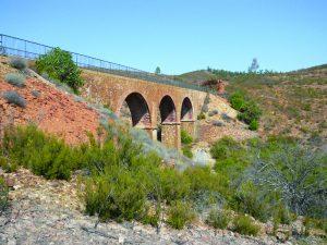 Camino Natural Vía Verde del Guadiana