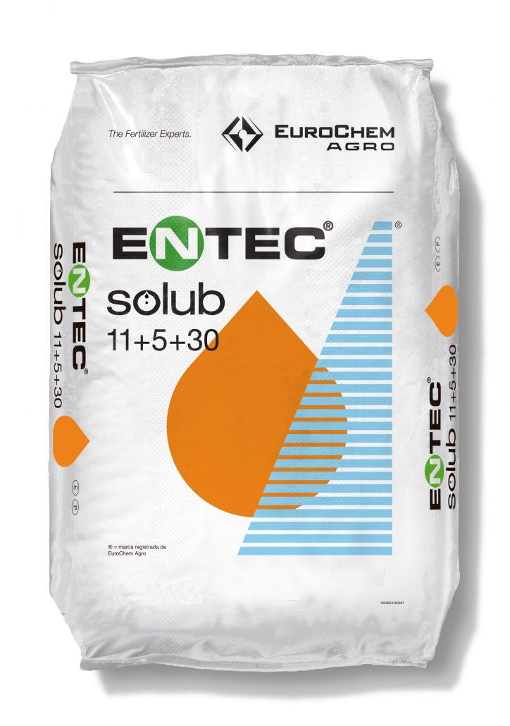 ENTEC solub product range expands – eComercio Agrario