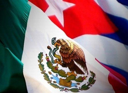 01 banderas MX Y CUBA