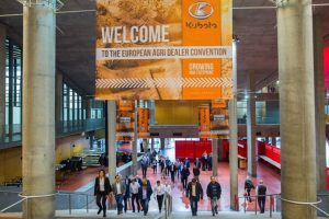 Convención Europea de distribuidores Agrícolas 2016.