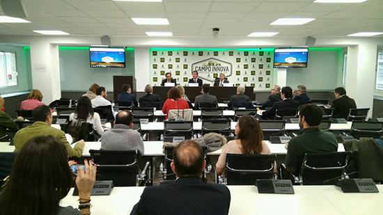 Presentación programa 'Campo Innova'.