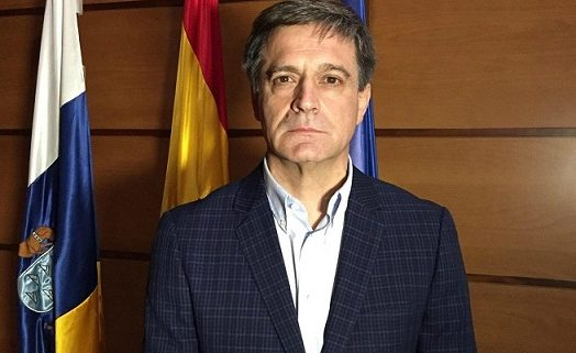 Domingo Martín, presidente de ASPROCAN