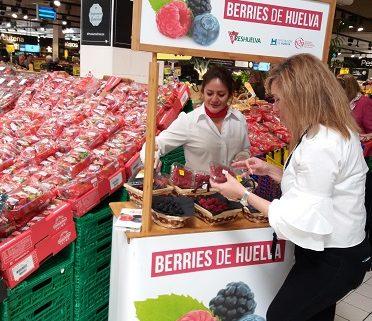 170426_carrefour alcobendas campaña berries freshuelva