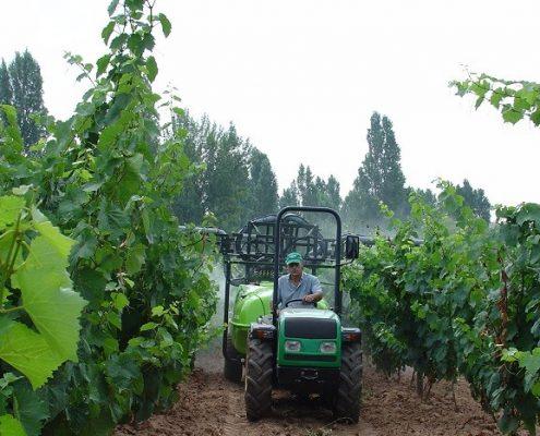 maquinaria agrícola