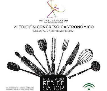 170912_Portada recetario Andalucía Sabor