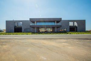 Nuevo Centro de Investigación y Desarrollo BKT.
