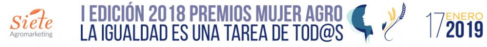 Premios #mujerAGRO enero 2019