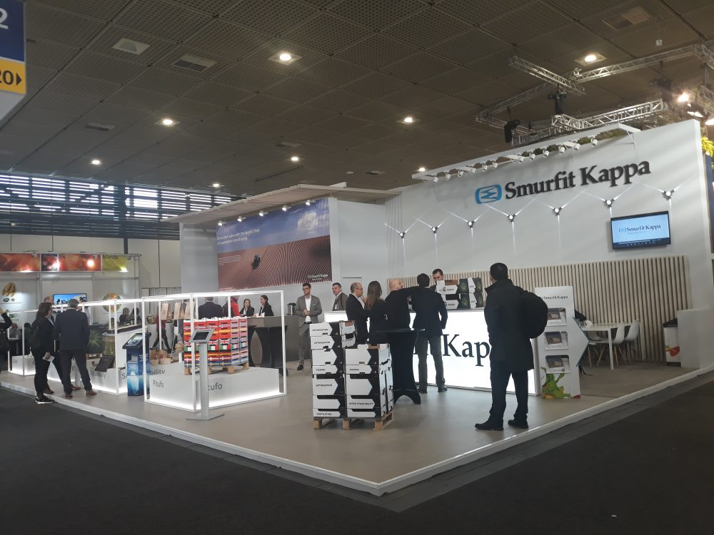 promotiecode nieuw goedkoop top kwaliteit Smurfit Kappa shows in Fruit Logistica 2019 its most ...
