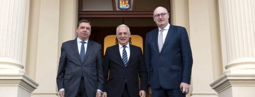 Comisario UE