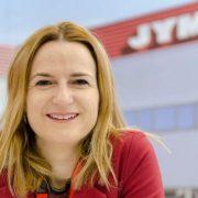 Marta Padras, adjunta de dirección.