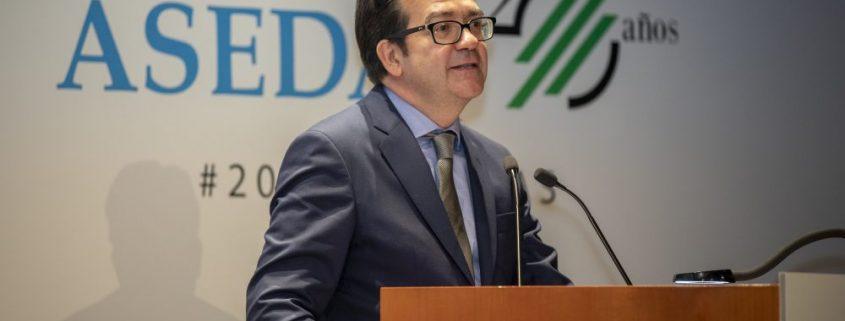 Ignacio García Magarzo. Director General de ASEDAS