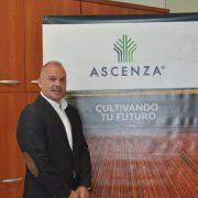 Benjamín Santarrufina, Director Comercial y de Marketing de ASCENZA
