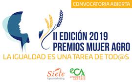 II PREMIOS MUJER AGRO 2019