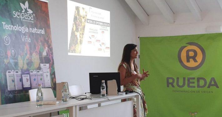 © Seipasa_IMG_Marta Muñoz, especialista en el desarrollo de productos de Seipasa