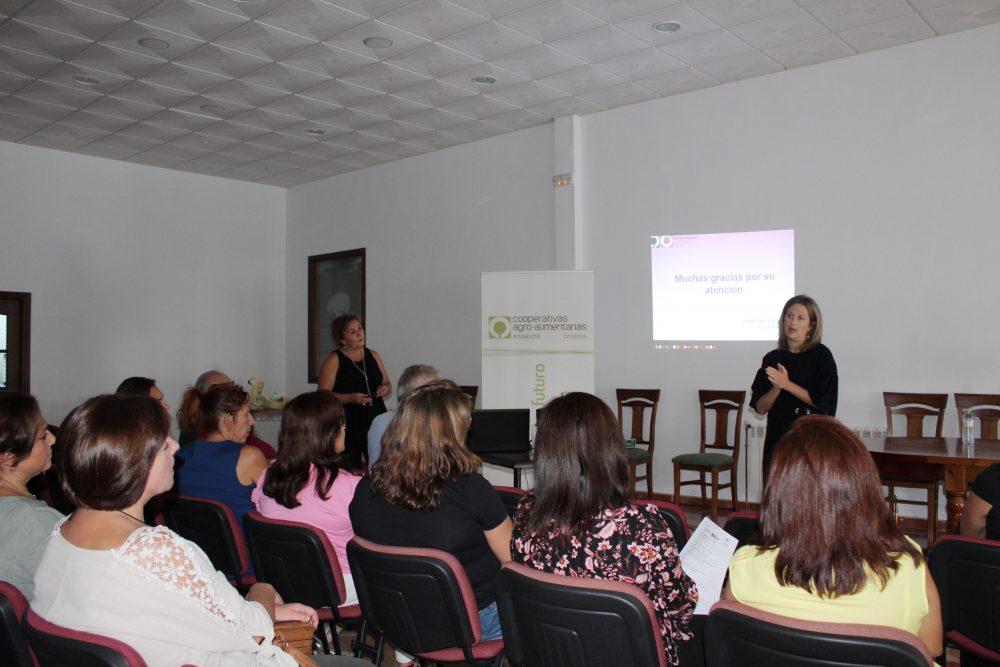 Jornada asociacionismo en Luque