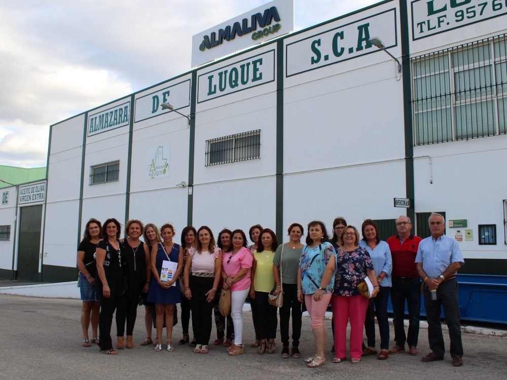 Participantes jornada asociacionismo en Luque