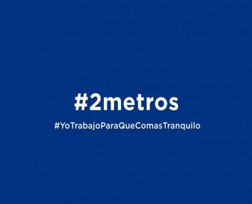 #YoTrabajoParaQueComasTranquilo