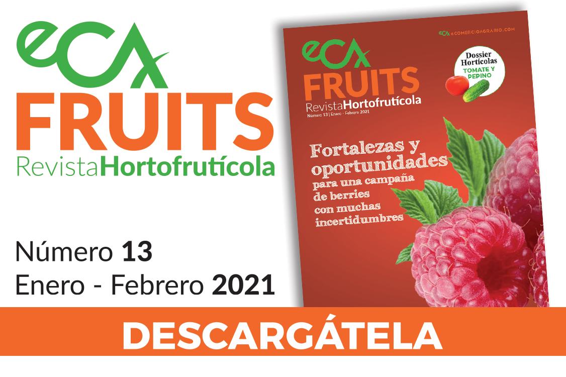 Revista eCA FRUITS ED. 13. Enero – Febrero 21 Lateral