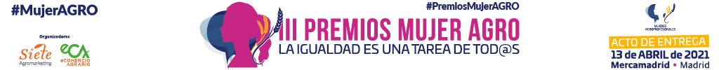 III Premios Mujer Agro- CABECERA