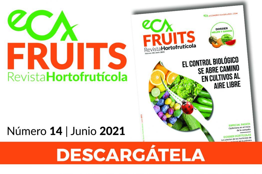 Revista eCA FRUITS ED. 14 Junio 2021 Lateral