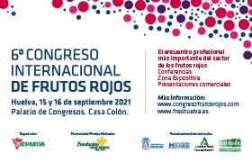 CONGRESO FRUTOS ROJOS 2021 Julio