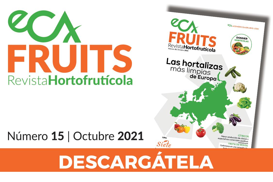 eCA FRUITS Nº 15. Octubre 2021